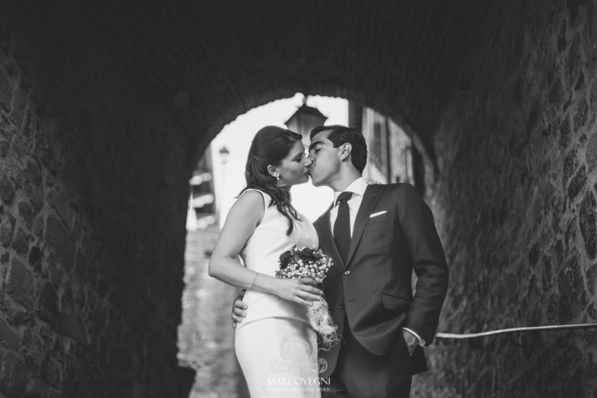 Elopement in Tuscany | Marco Vegni Wedding Photographer