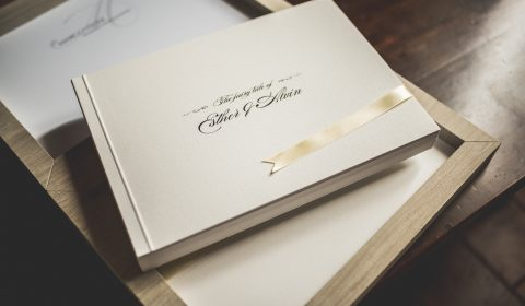 Modern Wedding Album