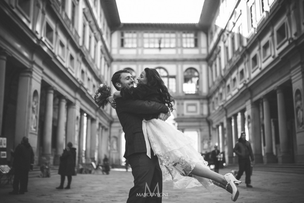 Honeymoon Photography in Florence