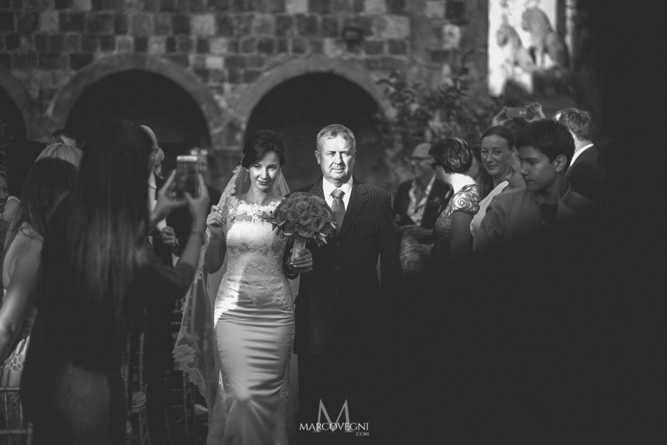 Wedding Photographer Vincigliata Castle