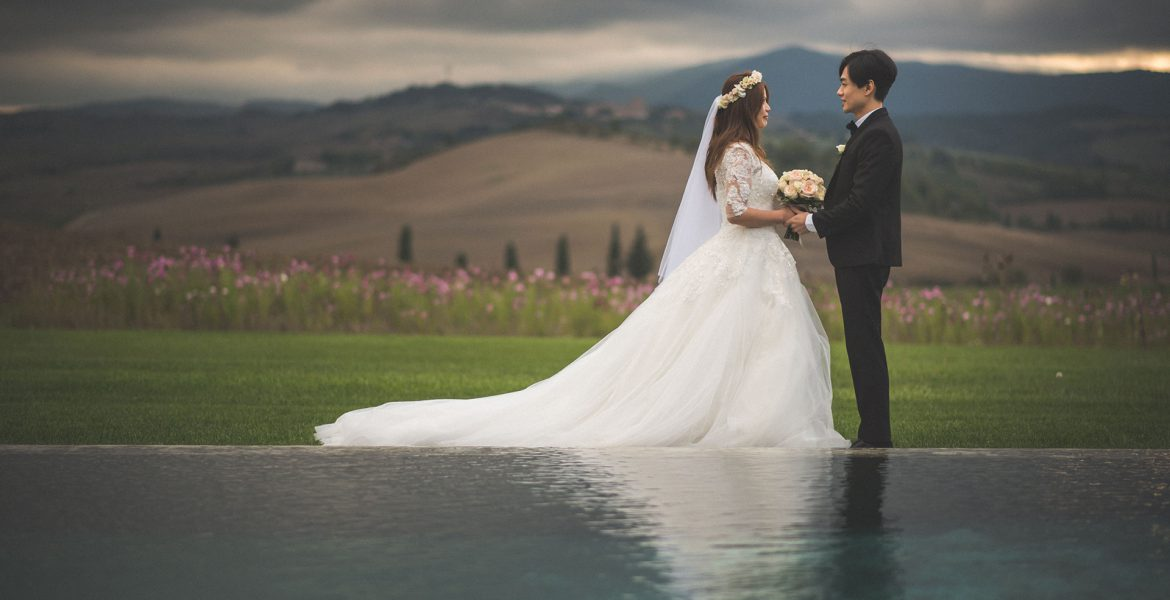 Elopement in Tuscany Florence Siena Marco Vegni Photographer