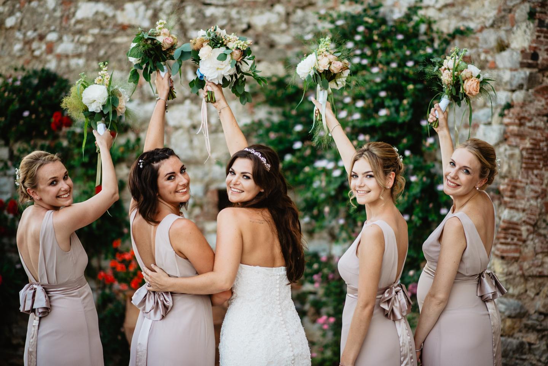 Wedding Meleto Castle, Photographer Marco Vegni