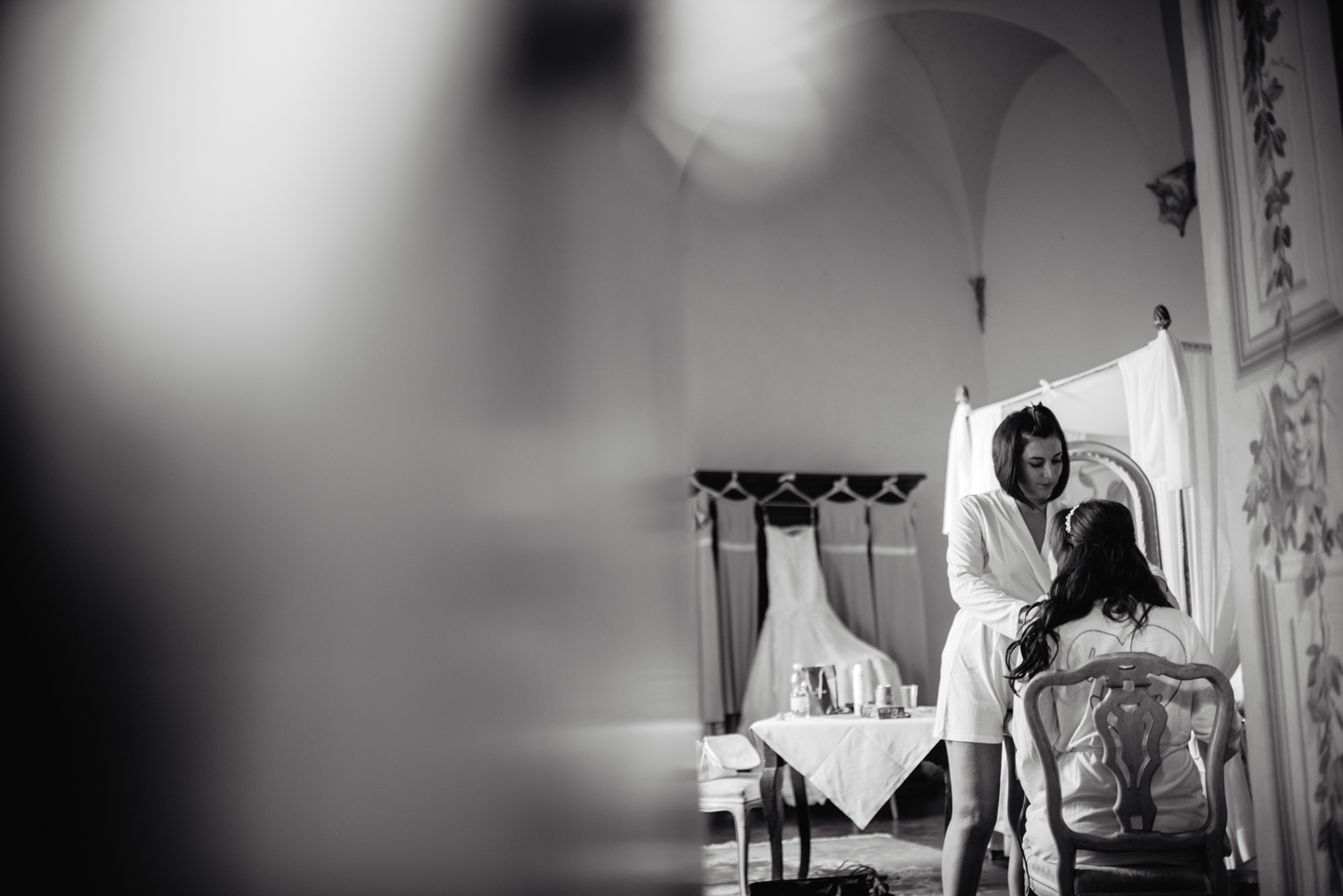 Wedding Meleto Castle, Photographer Marco Vegni