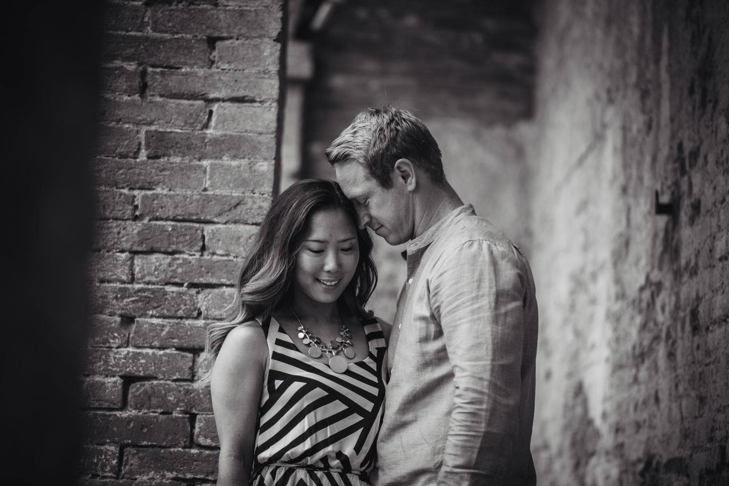 Engagement in Siena Tuscany, Marco Vegni Photographer