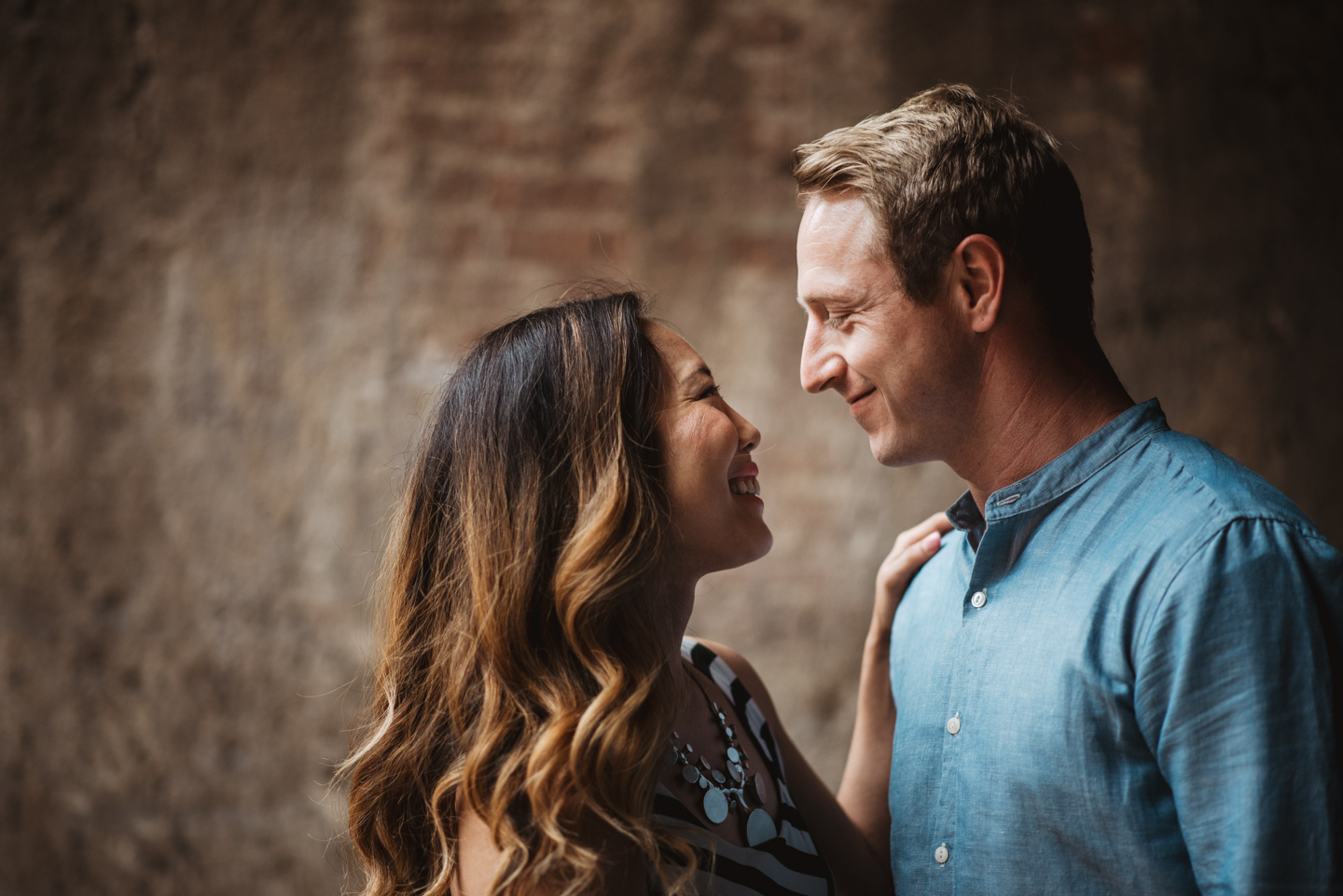 Engagement Session in Siena Tuscany, Marco Vegni Photographer