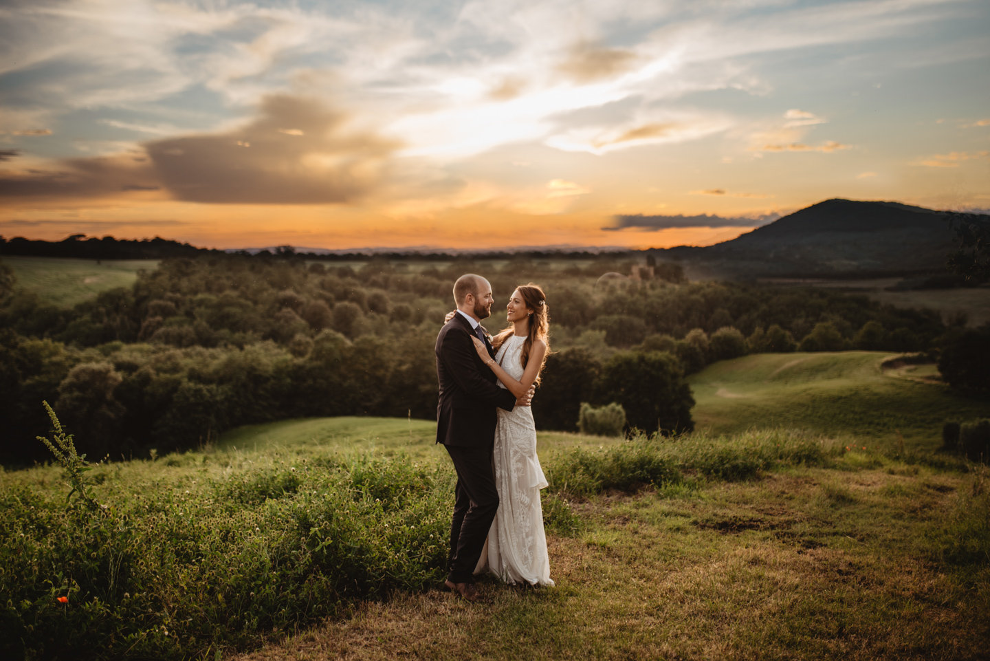 Valdorcia Wedding Photography