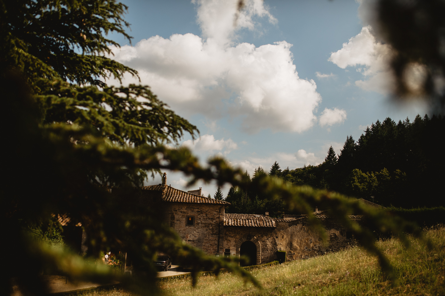 Badia a Coltibuono Wedding Photography