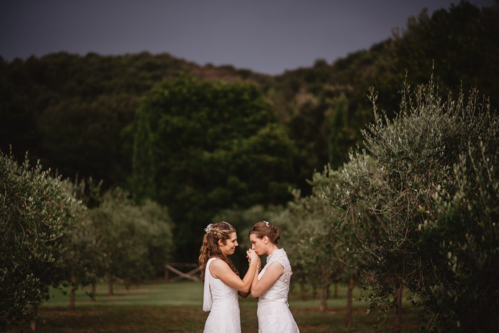 Same Sex Wedding Photography in Tuscany Florence Siena