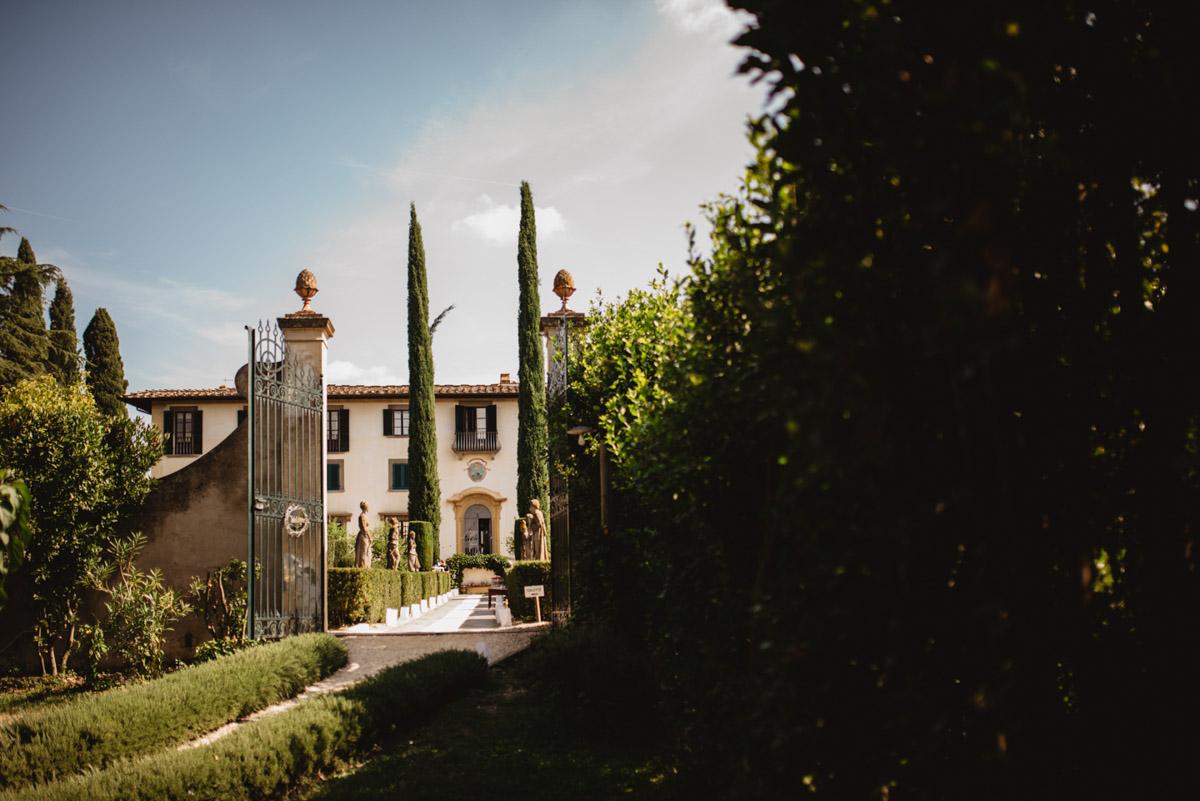 Villa Le Piazzole Florence
