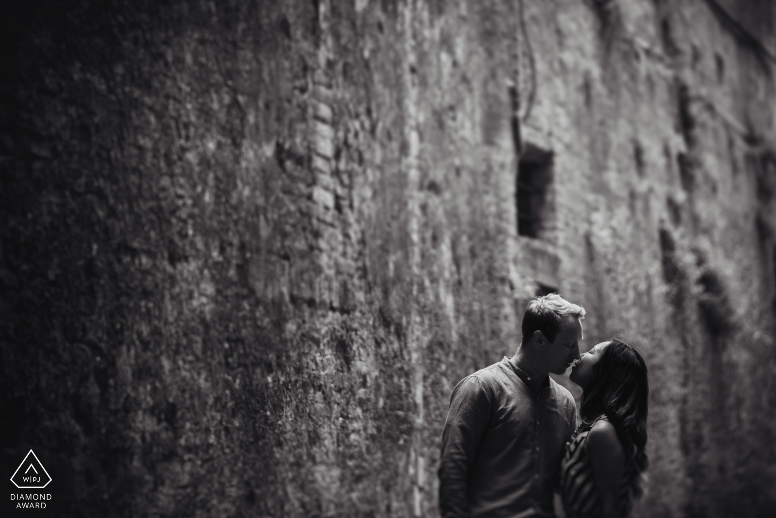 WPJA Engagement Photography in Tuscany