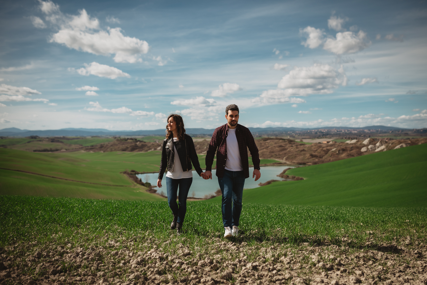 Portrait Session Crete Senesi Tuscany