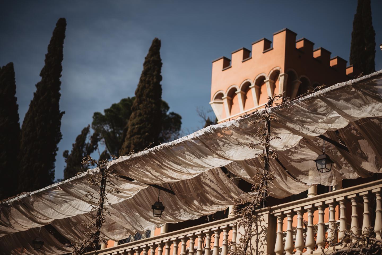 Villa Le Fontanelle in Florence