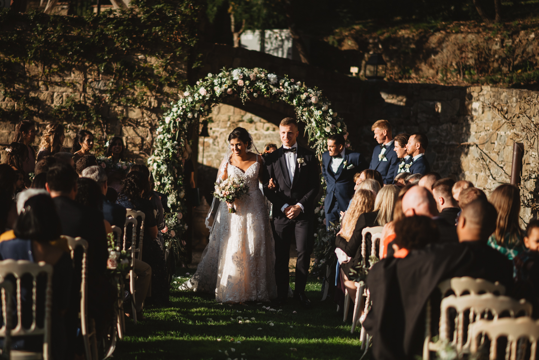 Wedding Photography Villa Le Fontanelle Florence