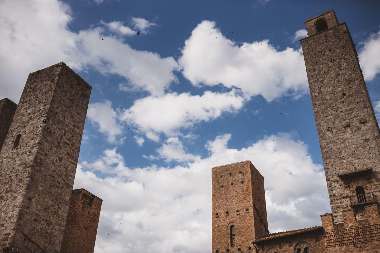 Wedding Photographer Tuscany, San Gimignano