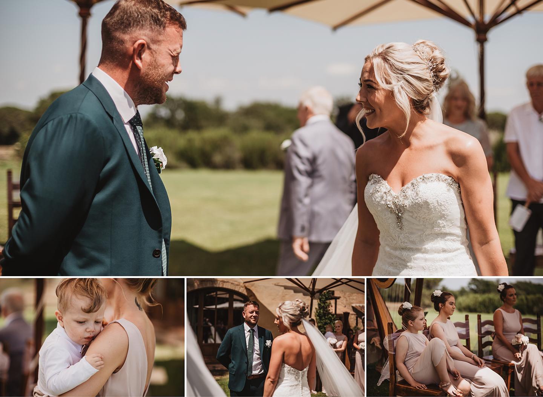 Wedding in Luxury Villa Montesoli | Kirsty and Brad 6