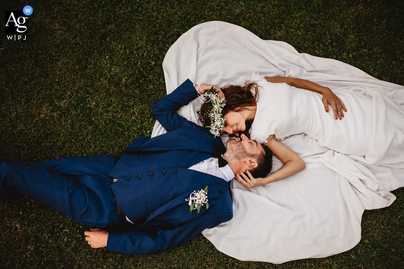 Top Ten AGWPJA 2019 Wedding Photographer Florence Tuscany