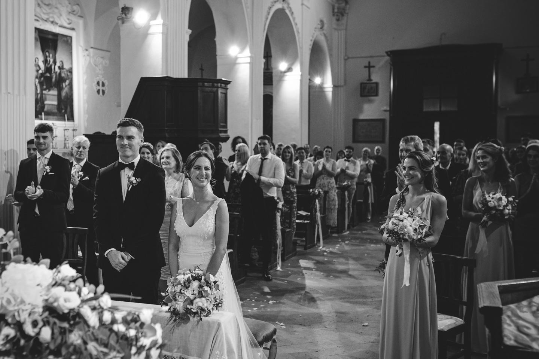 Wedding for irish cuys at Castello Il Palagio