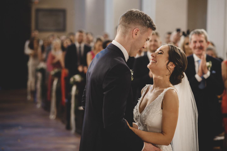 Bride and Groom Wedding at Castello Il Palagio