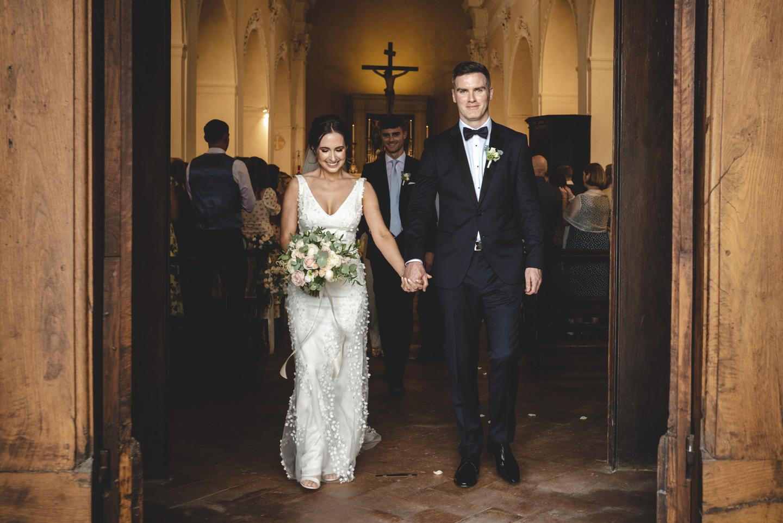 Wedding Ceremony at Castello Il Palagio Marco Vegni Photographer