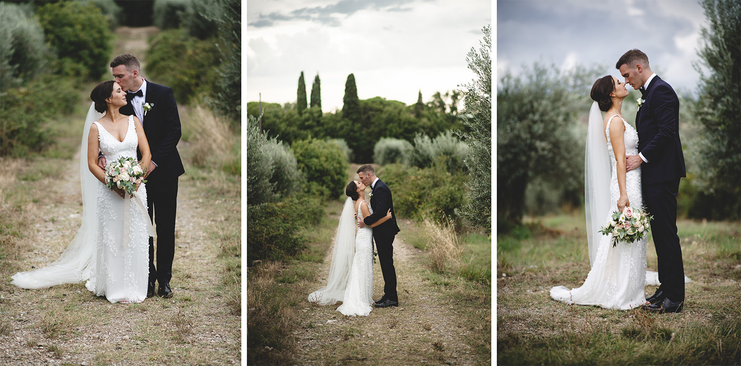 Irish Wedding at CAstello il Palagio Marco Vegni Photographer