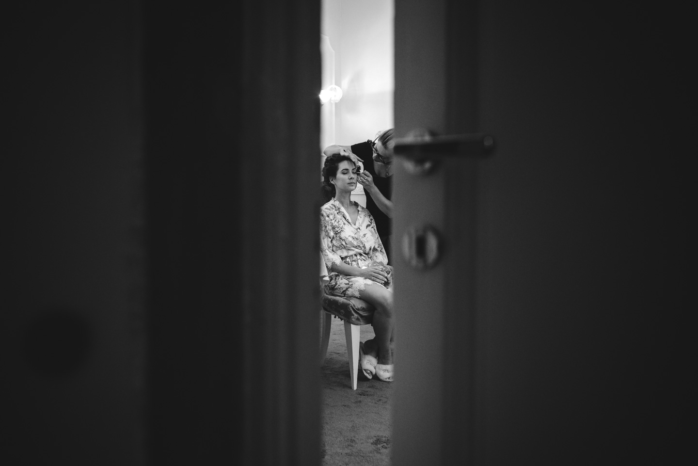 Getting Ready Wedding in Florence Marco Vegni Photographer