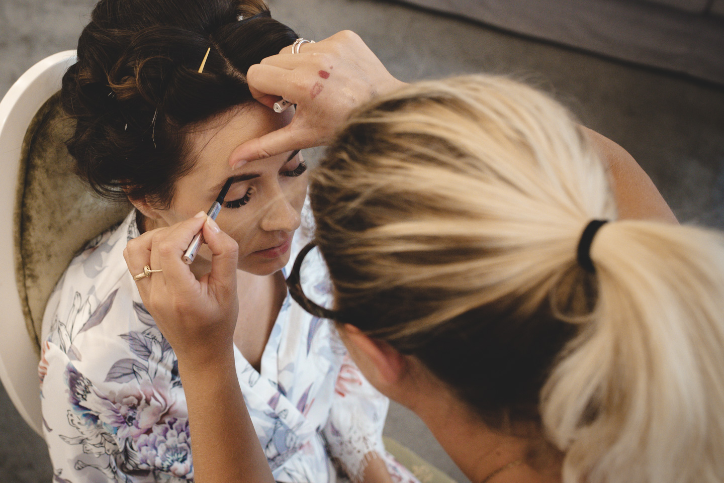 Make Up for Wedding in Florence