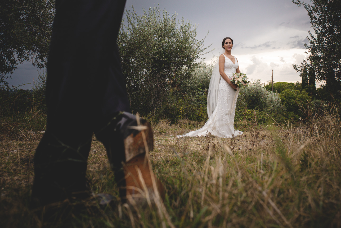 Wedding Photography in Chianti Tuscany