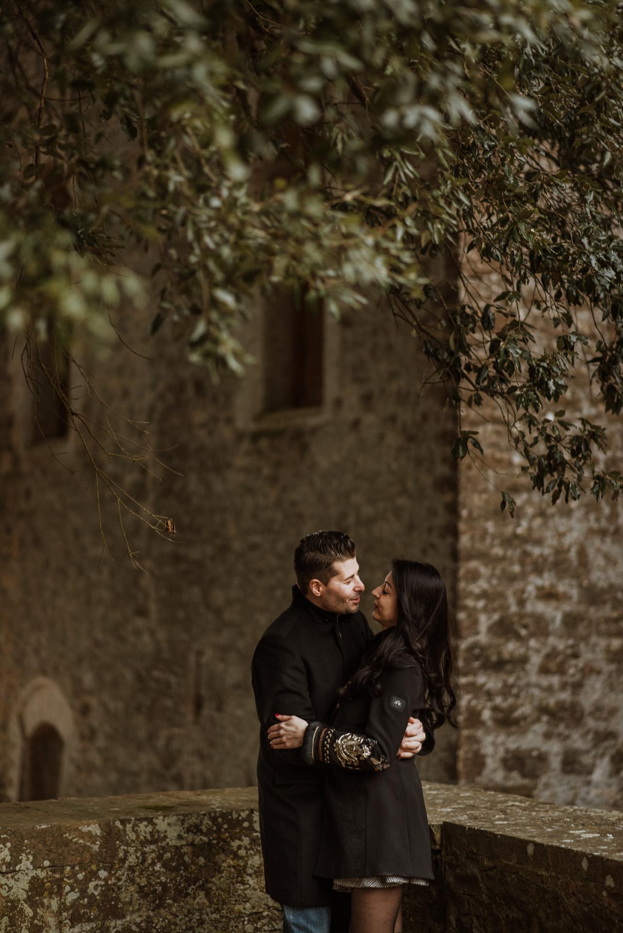 Marco Vegni Engagement Photographer near Montalcino