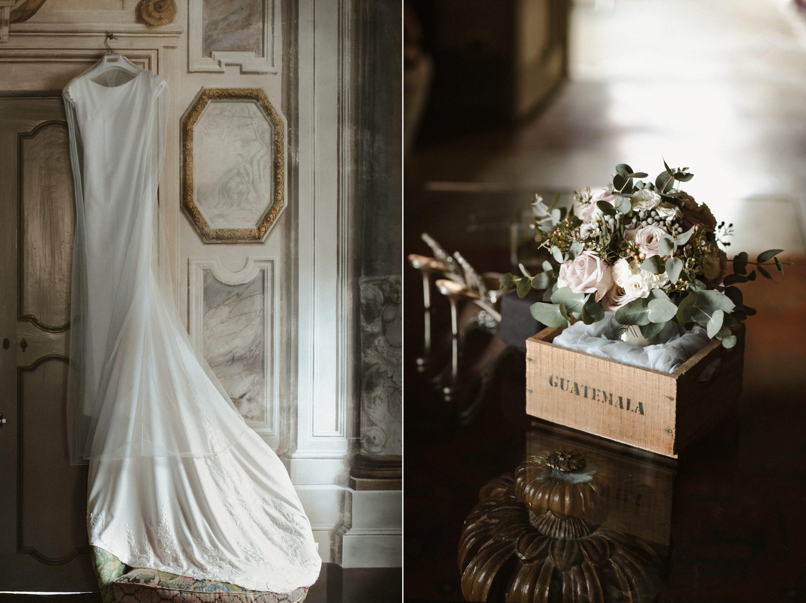 Wedding Details in San Galgano